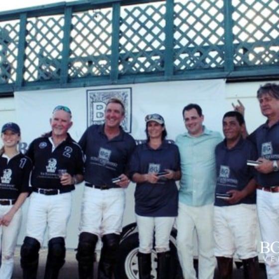 Game 2 Winners BG, Bobby Genovese, Marcos Bignoli, Holly Behnke, Victor Hernandez