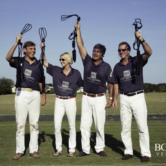 Game 2 Winners BG Ocala, Jack McGruder, Lynn Escapite, Bobby Genovese, Marcos Bignoli