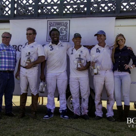 Game 8, March 29th, Winners BG Vero Beach, Frank Evans, Khalid Dasuki, Charlie Hutchinson, Adrian Wade