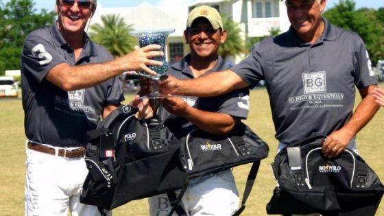 BG Polo Season Champions, All The Marbles Award